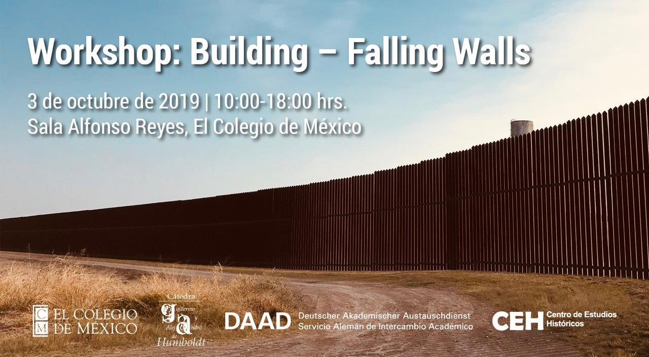 "Workshop: ""Building – Falling Walls"""